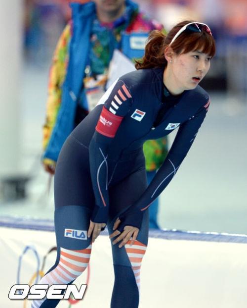 [소치 2014] 김현영, 스피드스케이팅 여자 1000m 경기서 1분18초10 기록 - 아시아투데이
