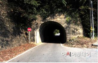 구 전라선 한벽터널