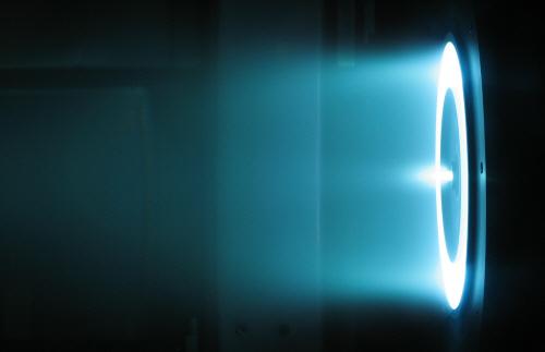 레이저빔1