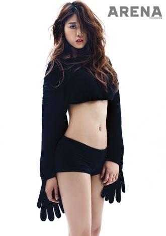 Sexy seolhyun Seolhyun Responds