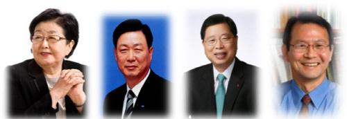 서울대공대 동문상에 지순, 강호문, 박진수, 천정훈