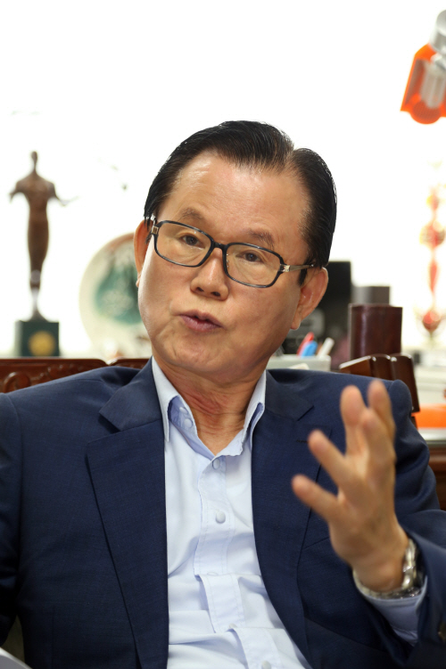김광웅 교수 박철언 장관 16