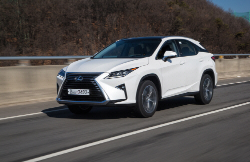 Lexus 2016 New Generation RX_주행사진 (7)
