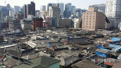 서울, 7일 간의 여행. 역사를 만난다 '익선동'
