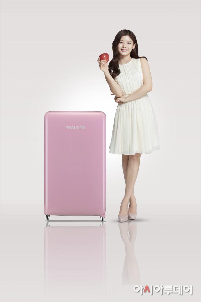 [첨부이미지] 대유위니아 소형냉장고 신제품, 프라우드S 118L