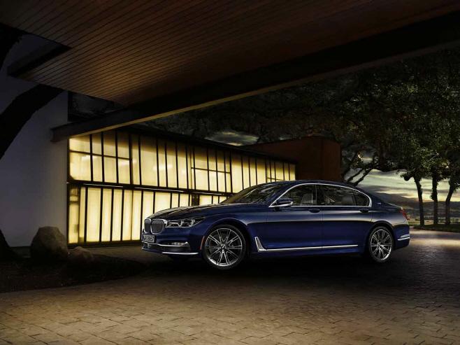 BMW 인디비주얼 7시리즈, 국내 2대 한정 판매