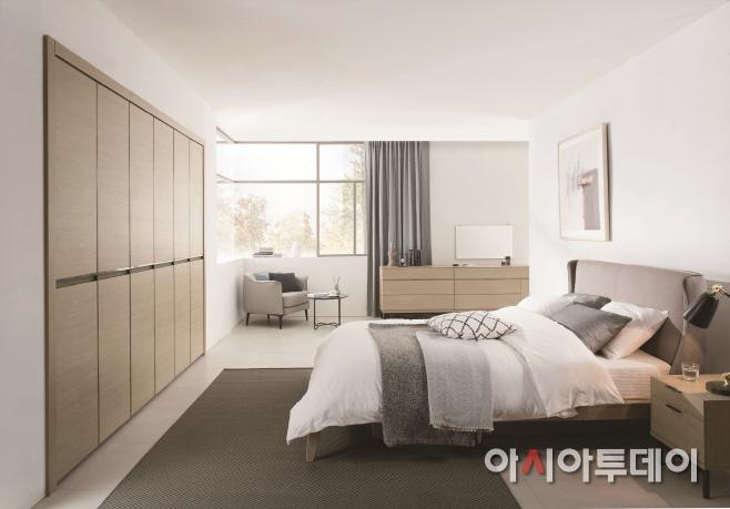 현대리바트, 침실 시리즈에 '그레이시 네추럴' 가미 - 아시아 ...