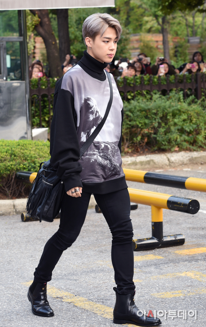 [Picture/Media] BTS Going to KBS Music Bank [161014]