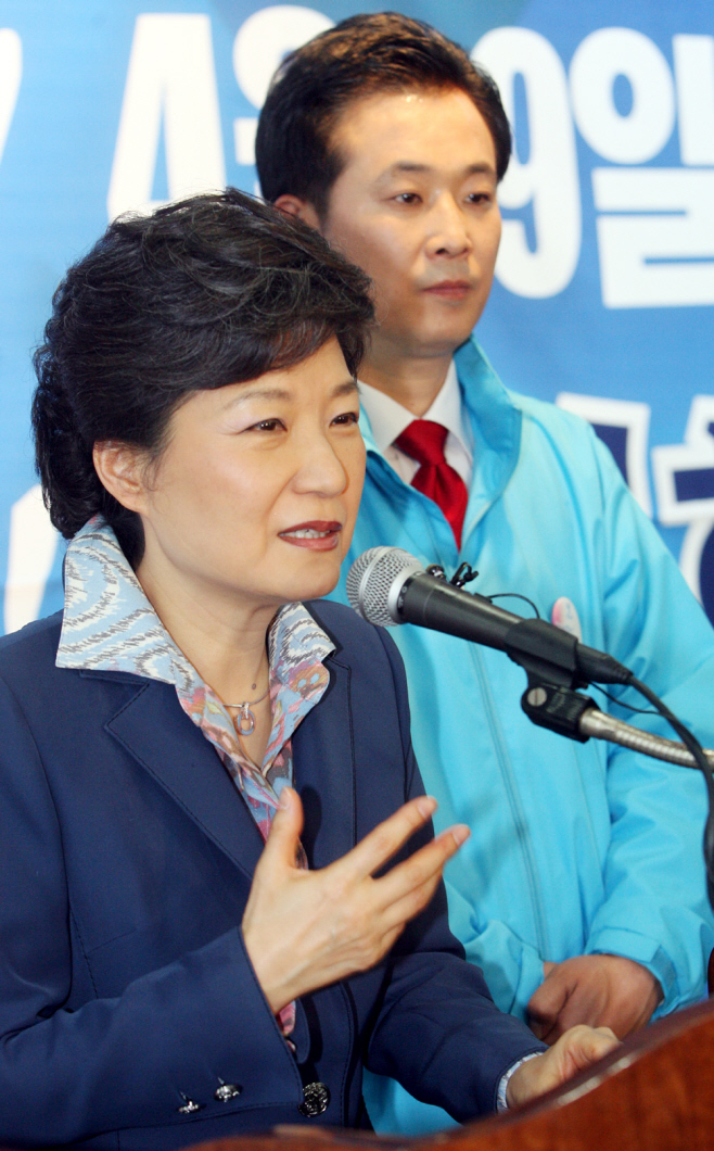 박 대통령의 변호인에 유영하 변호사