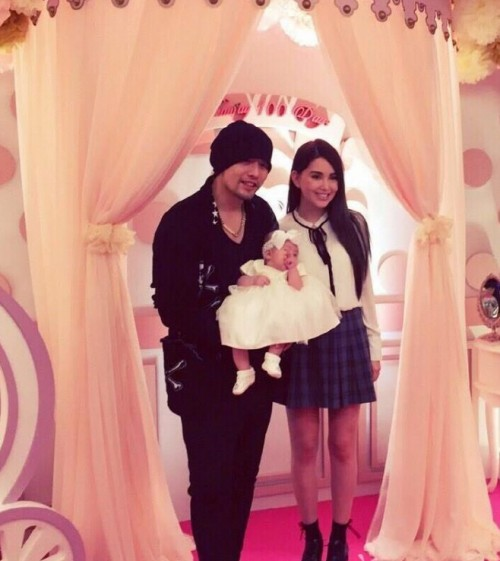 Jay Chous wife Hannah Quinlivan gives birth to second child