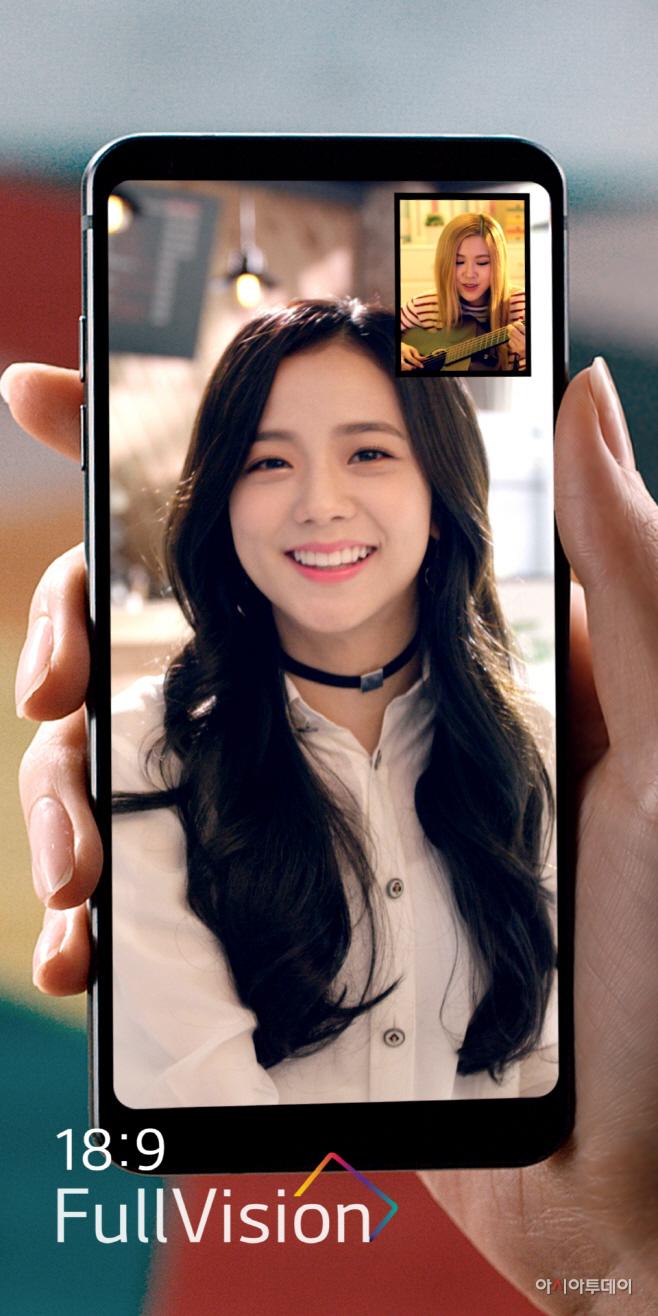 G6 블랙핑크 뮤직비디오 (4)