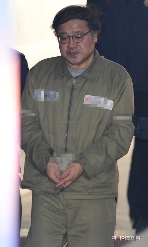 안종범 전 청와대 정책조정수석, 9차 공판