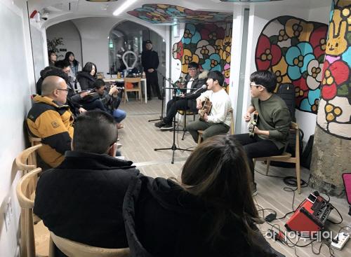 서대문구 창작놀이센터서 '신촌 소셜아트 프로젝트'1