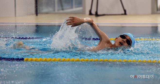 제3회 서울시 발달장애인 수영대회