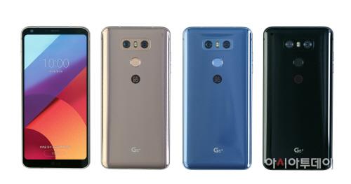 LG G6+ 모음