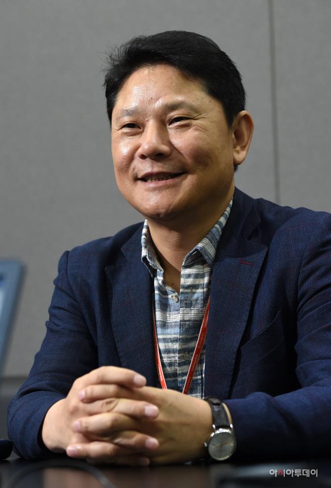 권영식 넷마블 대표 인터뷰
