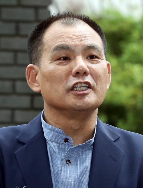 김성호 부단장, '안철수는 바보가 아니다'