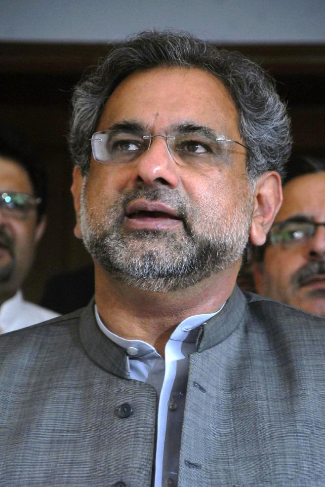 Pakistan Politics <YONHAP NO-3390> (AP)