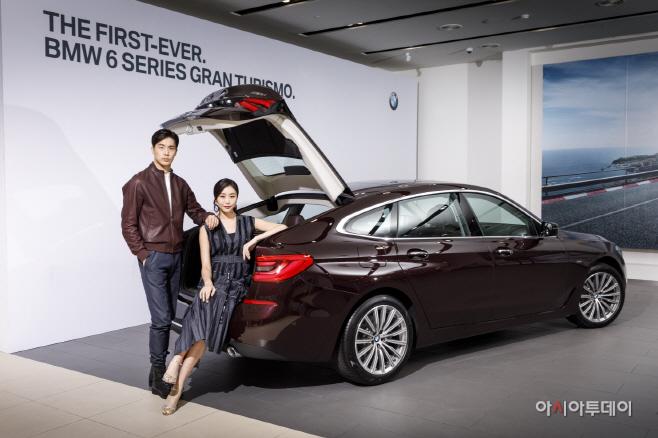 사진 - BMW 뉴 6시리즈 그란 투리스모 공개 (4)