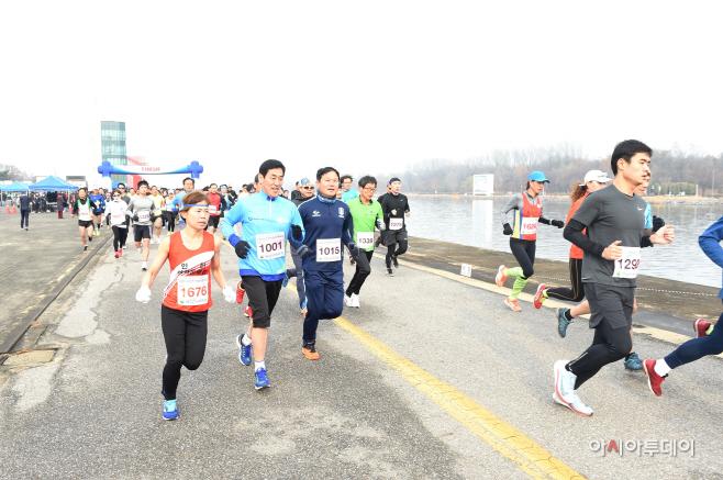 하남미사강변마라톤대회 개최 (3)