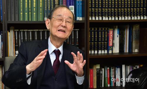 김자동 대한민국임시정부기념사업회 회장 인터뷰