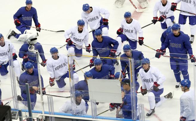 [올림픽] 빙판 기적 도전하는 팀 코리아