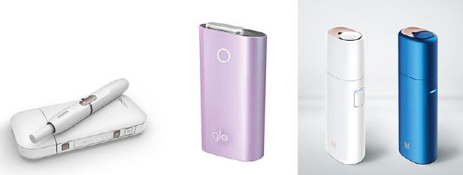 전자담배 3종 모음