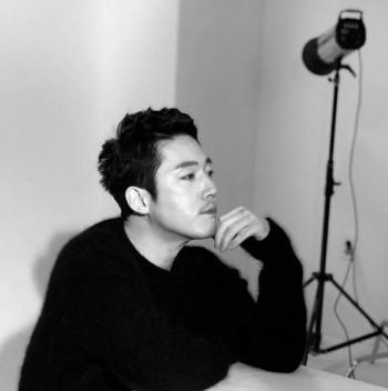 '보통사람' 장혁, 범접할 수 없는 포스 '남성미 철철'