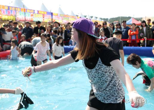 2018 몽산포 주꾸미 축제 개최