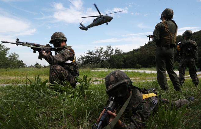북한, 남북장성급회담서 한미훈련중단 요구 가능성