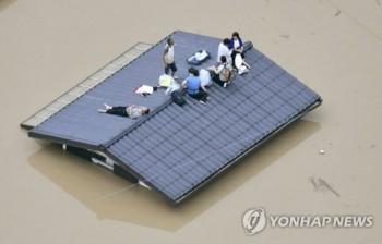 일본, 폭우로 심각한 인명피해…최소 27명 사망·47명 행방불명