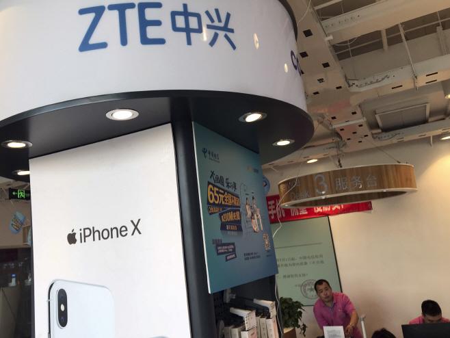 China Tech Players