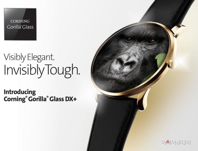 코닝 Gorilla® Glass DX+