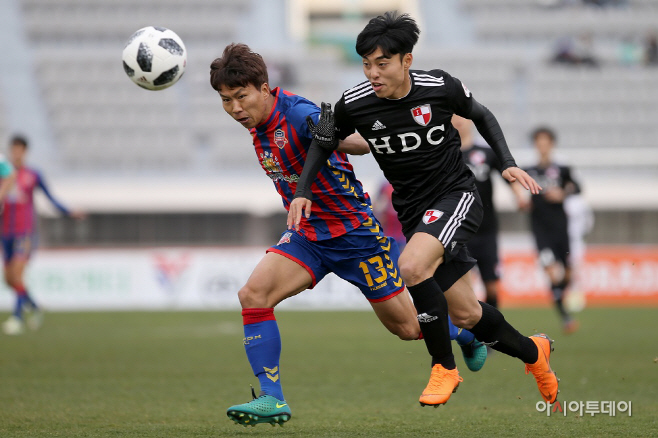 부산아이파크, 수원FC 잡고 K리그2 선두 도약의 교두보 놓는다.