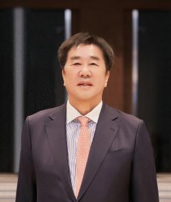 우오현 SM그룹 회장 사진