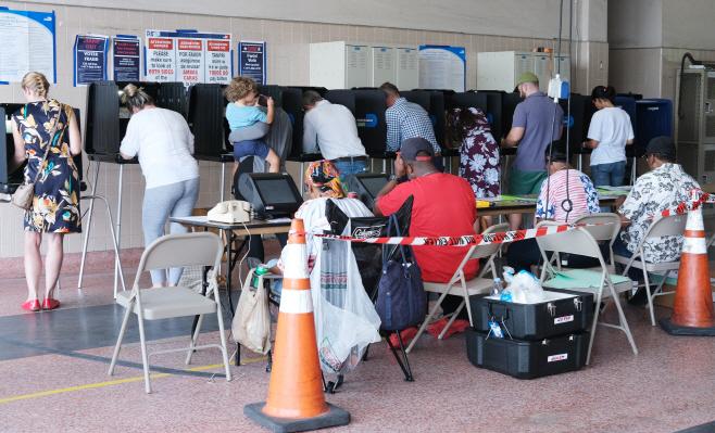 ELECTION DAY FLORIDA