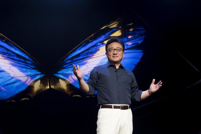 삼성 개발자 콘퍼런스 2018_고동진 사장 (1)