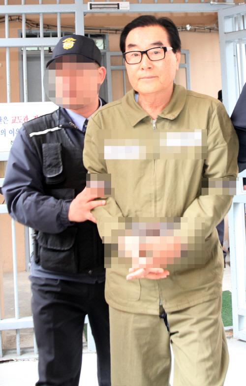 8년 만에 검거된 최규호 전 전북교육
