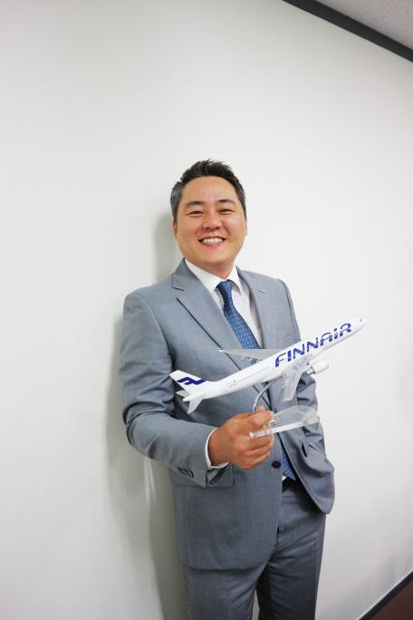 [핀에어] 김동환 지사장님