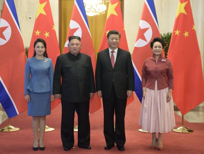 CHINA-BEIJING-XI JINPING-KIM JONG UN-TALKS (CN)