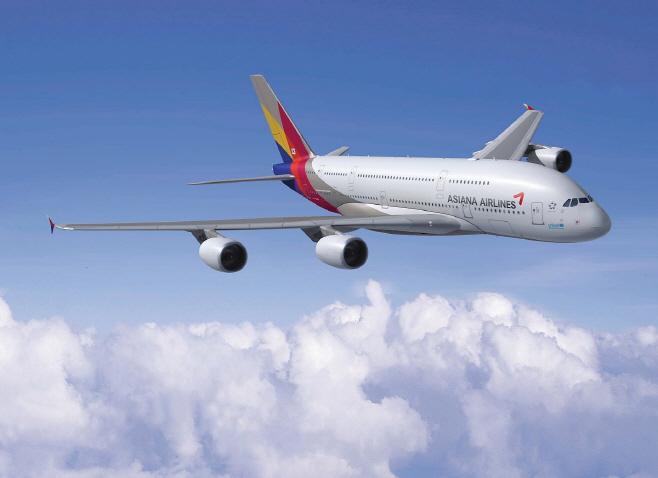 아시아나 A380
