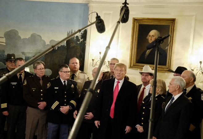 TRUMP SHERIFFS