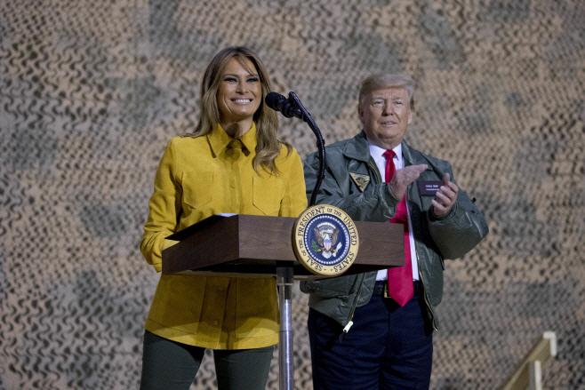 트럼프 이라크