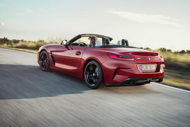 사진-BMW 뉴 Z4 (3)