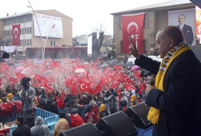 Turkey Haghia Sophia <YONHAP NO-0212> (AP)