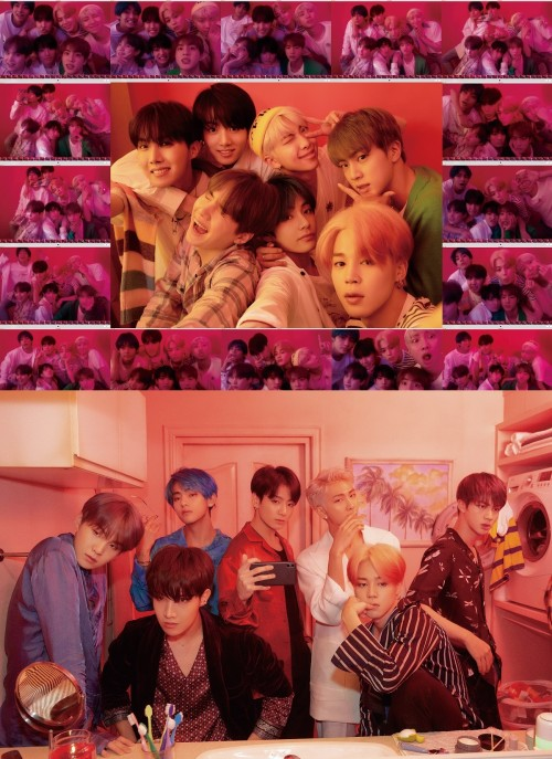 Bts Drops Concept Photos For Map Of The Soul Persona