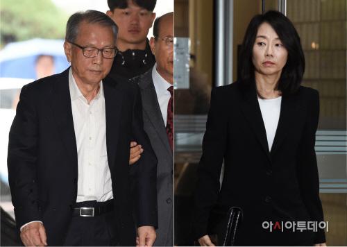 김기춘, 조윤선