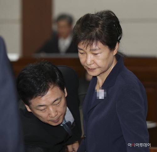 박근혜,유영하