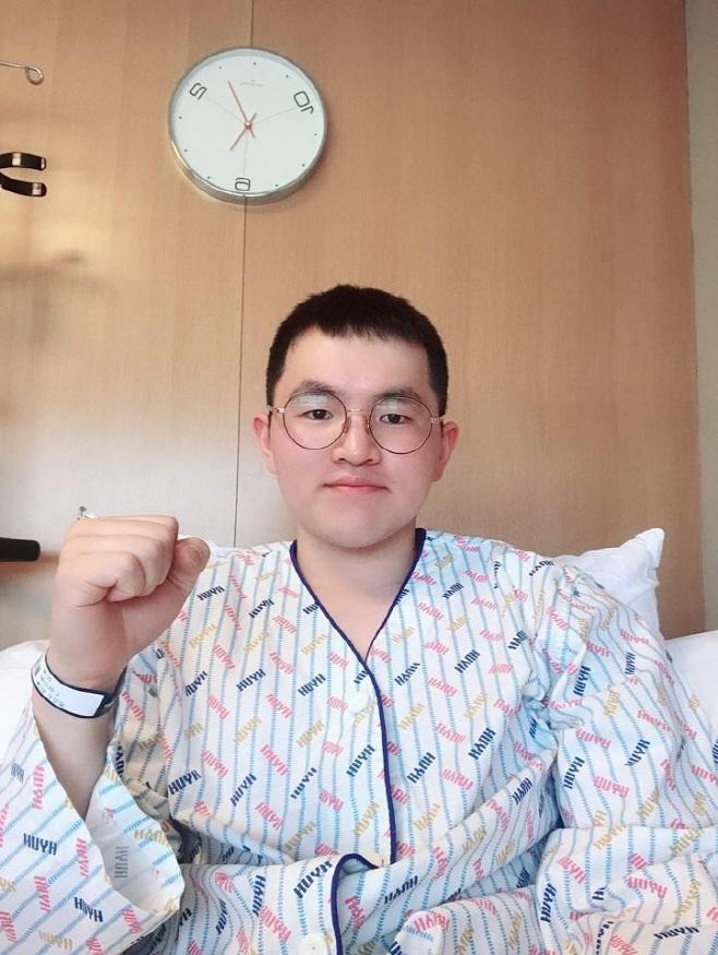 생면부지 환자에 조혈모세포 기증한 송승환 일병