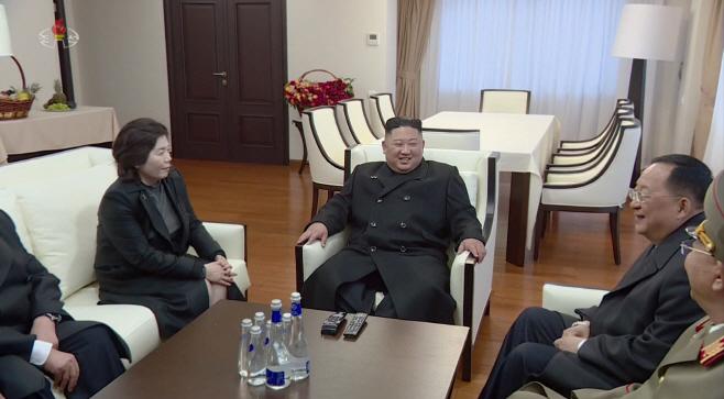 김정은 방러 기록영화서 리용호·최선희 '실세' 재확인